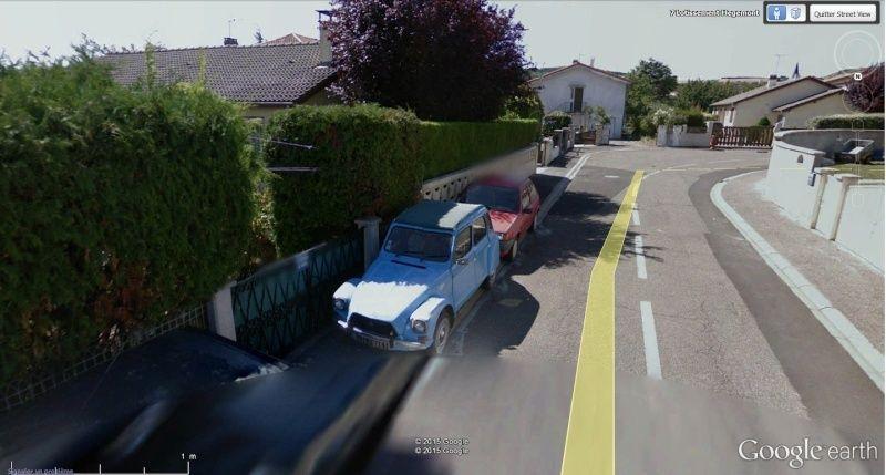 STREET VIEW : La Dodoche - Page 6 2cv11