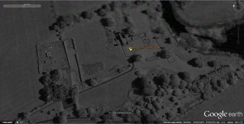 Lieux de tournages de films vus avec Google Earth - Page 29 Abbaye10