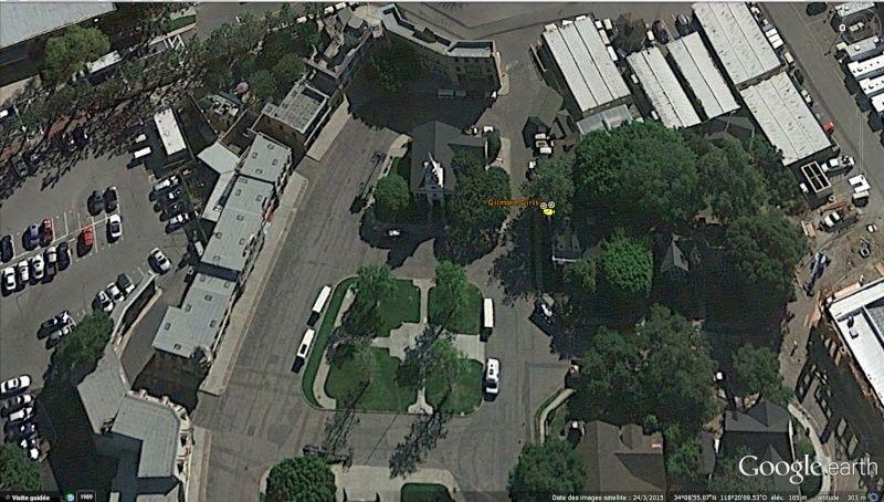Lieux de tournages de films vus avec Google Earth - Page 2 Gilmor12