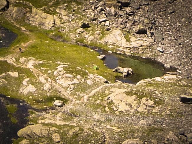 [Centralisation] Mes randos au lac du Crozet P1090012