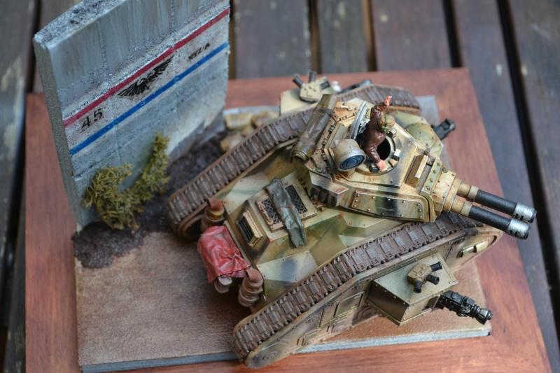 Warhammer 40k Leman Russ Battle Tank Dsc_2219