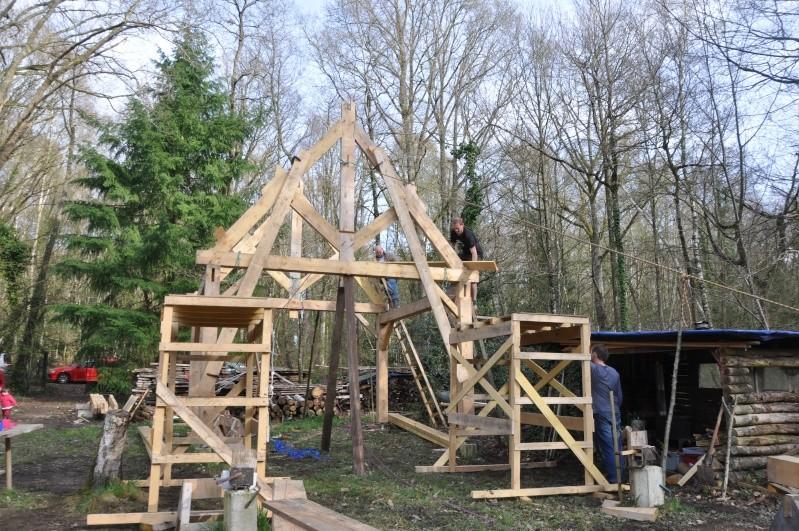 construction d'un abri en charpente - Page 10 11-04-12