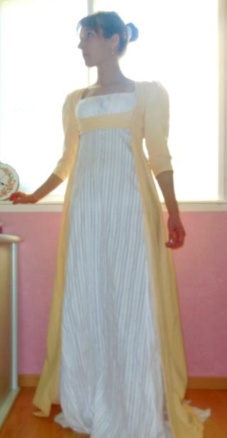 [Histo] Lost in Austen, ou ma robe Regency Dscn3711