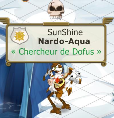Candidature de la guilde SunShine Max10