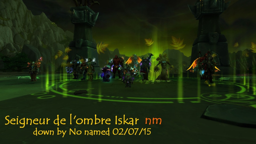 Citadelle des flammes infernales Nm 7/13   Wowscr32