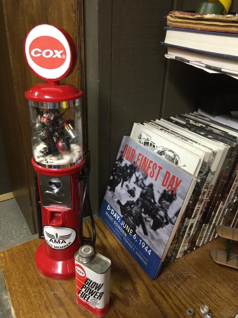 **Black Lynx Engine Giveaway June 2015** Cox Engine of the Month Cox_en10