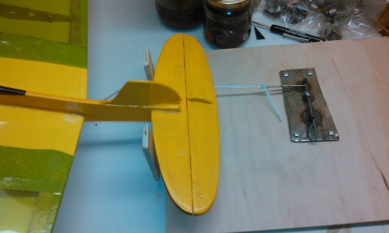 1/2A airplane Release Build  Melon_10