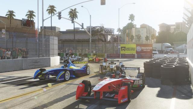 Formula E Series 410