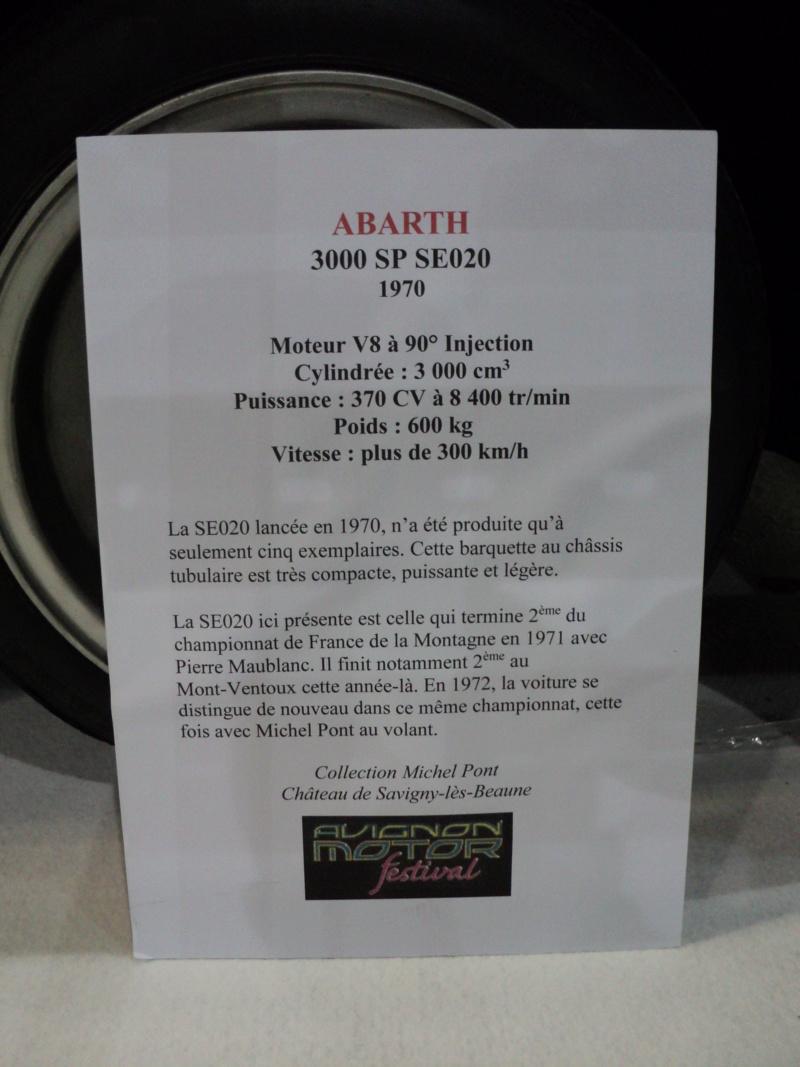 Abarth - 70 ans - 1949-2019 Dsc08512