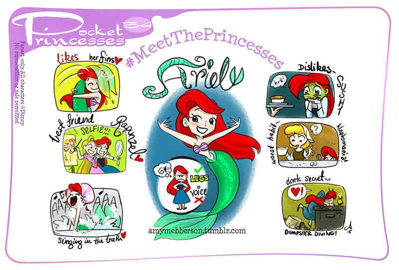 [Dessins humoristiques] Amy Mebberson - Pocket Princesses - Page 29 11659410