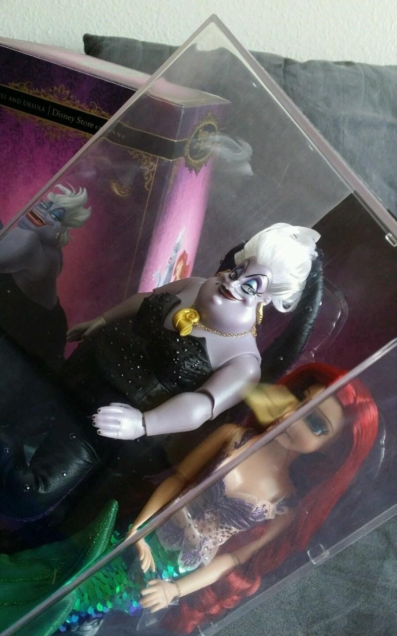 Disney Fairytale Designer Collection (depuis 2013) Arielu20