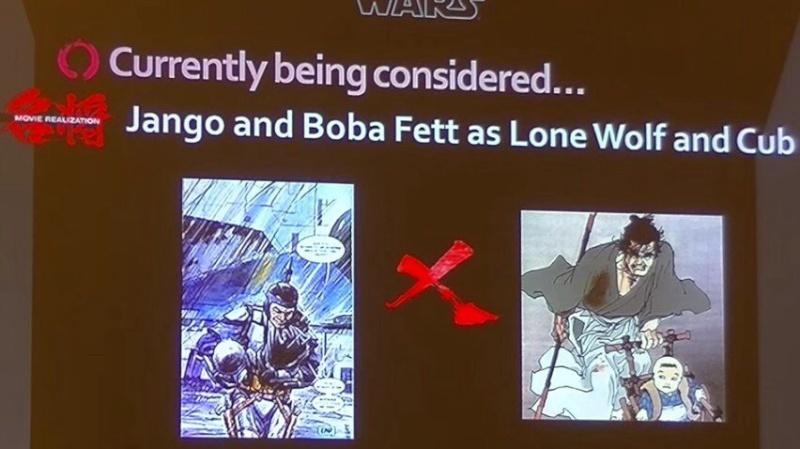 STAR WARS Movie Realization - RONIN MANDALORIAN & GROGU Image26