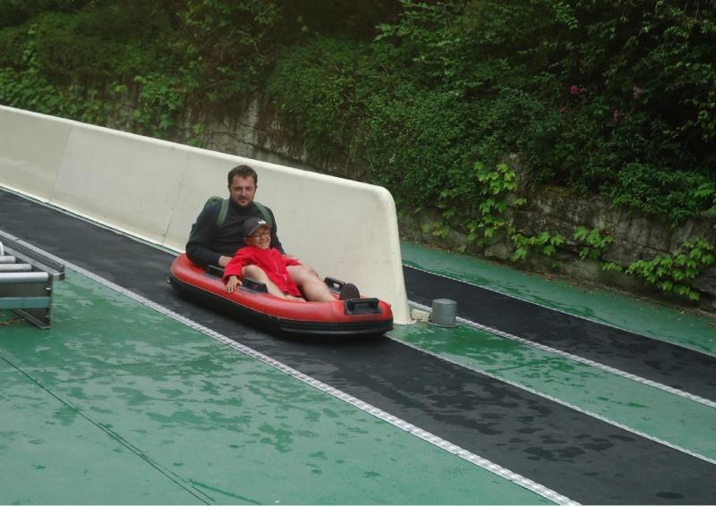 Voyage membres du sou (en famille) 2011