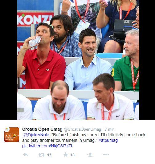 ATP UMAG 2015 : infos, photos et vidéos - Page 4 Nole11