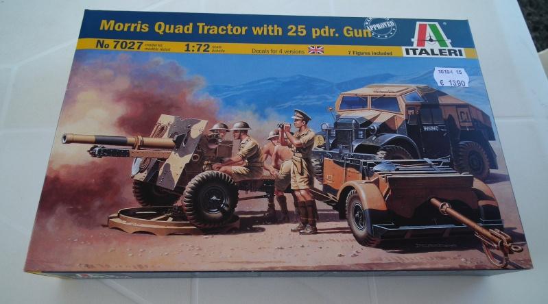 "(italeri) tracteur d'artillerie morris C8 ""le quad"" Dscf4562"