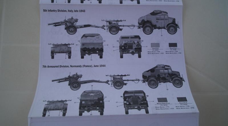 "(italeri) tracteur d'artillerie morris C8 ""le quad"" Dscf4617"