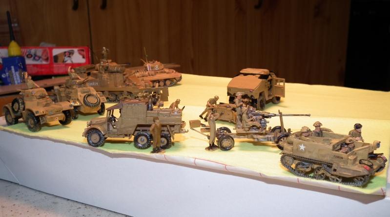 "(italeri) tracteur d'artillerie morris C8 ""le quad"" Dscf4632"