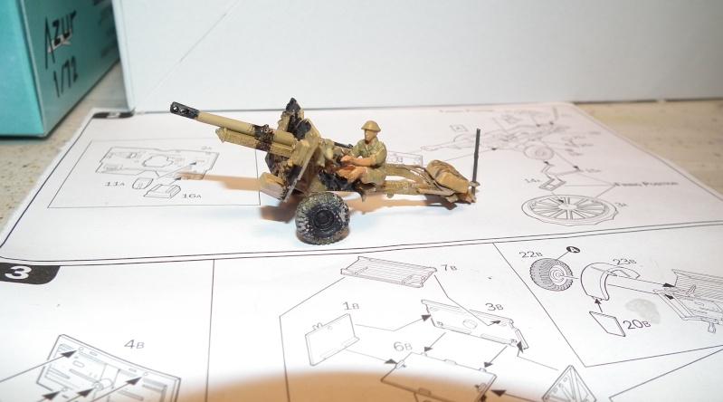 "(italeri) tracteur d'artillerie morris C8 ""le quad"" Dscf4637"