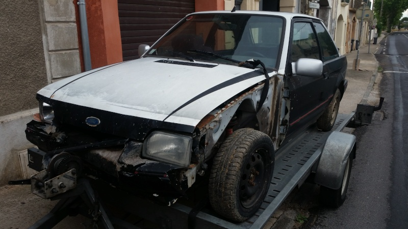 Mes Ford: 1 Orion et 2 xr3i - Page 2 20150713