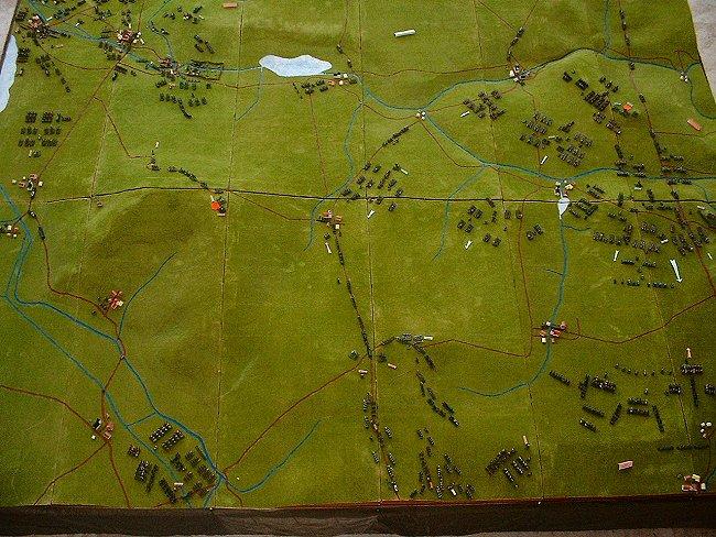 Exposition exceptionnelle et unique de batailles terrestres et navales, de l'antiquité à 1870 Auster10