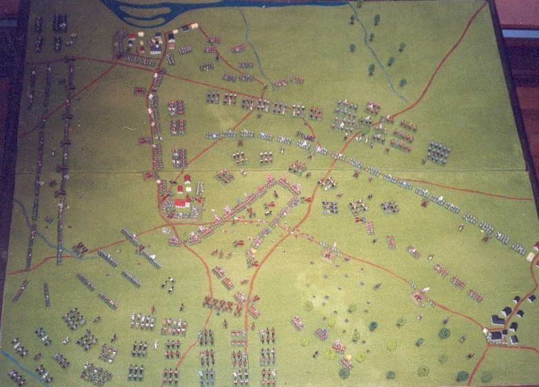 Exposition exceptionnelle et unique de batailles terrestres et navales, de l'antiquité à 1870 Fonten10
