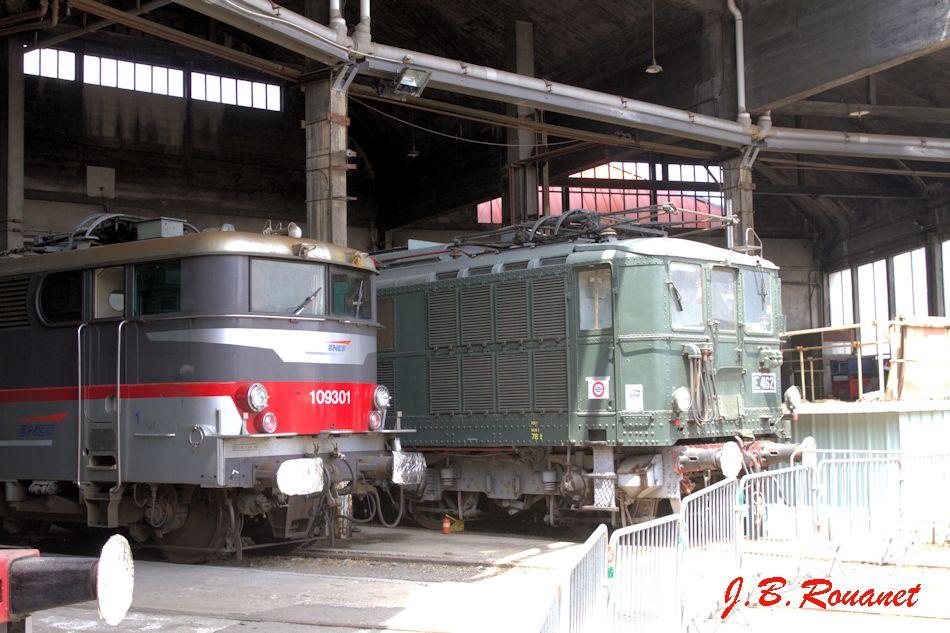 Exposition de matériel au dépôt de Nîmes du 12 au 14 juin 2015 17410