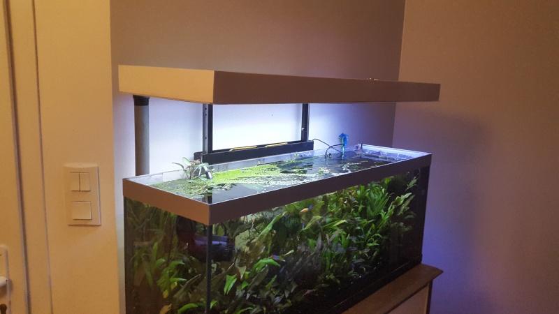 Fabrication controleur pour aquarium 20150612