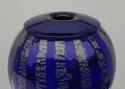 Made in Murano gold striped vase Dsc_2218