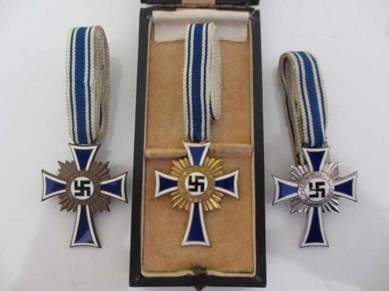 Mutterkreuz (croix des mères allemandes) Img_2510