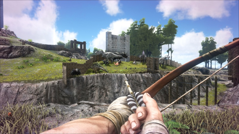 Rejoignez moi dans ARK: Survival Evolved ! Shoote18