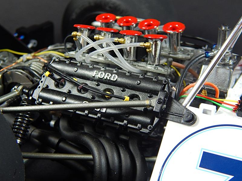 Large Scale Automotive Build   04011