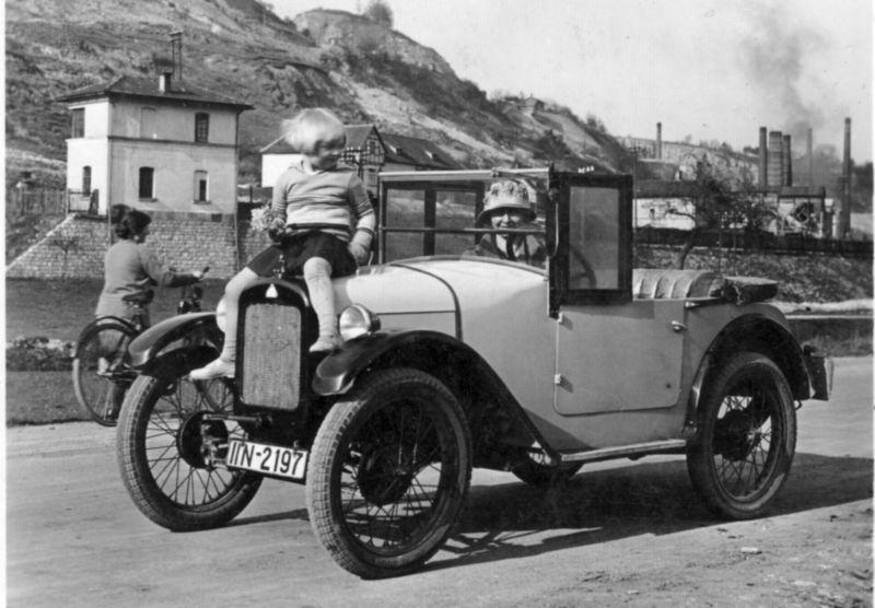1927 BMW Dixi 3/15 PS Daz......