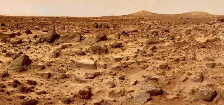 اكتشاف كائن حى على كوكب المريخ - zoom now Marssu10