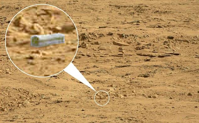اكتشاف كائن حى على كوكب المريخ - zoom now News4910