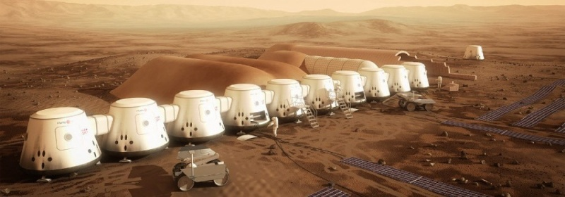 اكتشاف كائن حى على كوكب المريخ - zoom now Roadma10