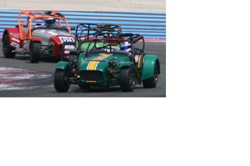 Grand Prix Camions du Castellet Cather10