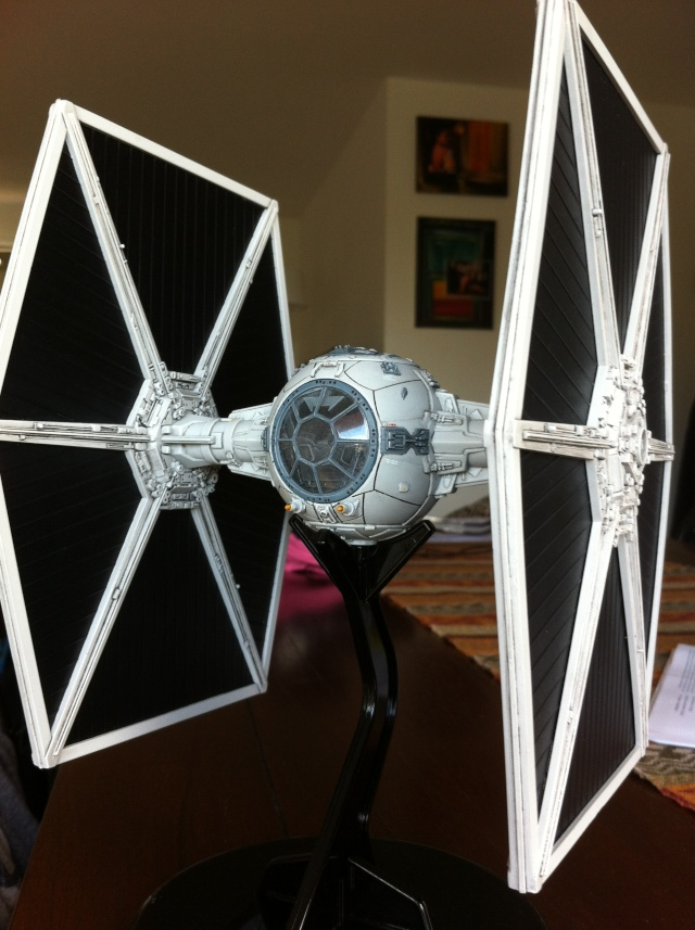 Tie Fighter Easy kit de chez Revell - Page 3 Img_0011