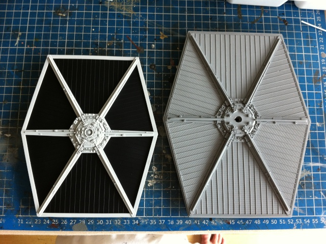 Tie Fighter Easy kit de chez Revell - Page 3 Img_9812