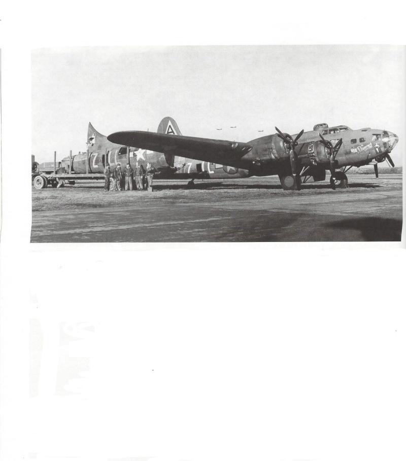 B-17F  The Shamrock Special (revell) Shamro10