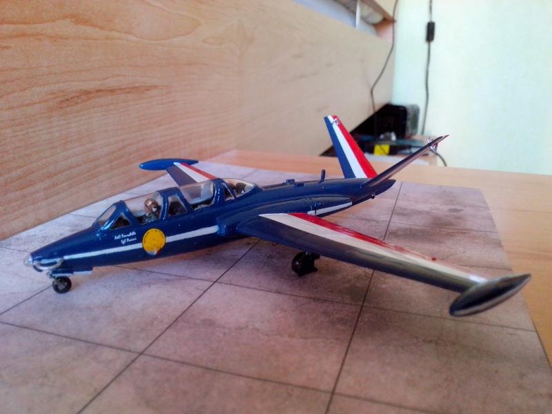 Fouga Magister CM170 Patrouille de France 1971 à 1980 - Page 2 Img_2016