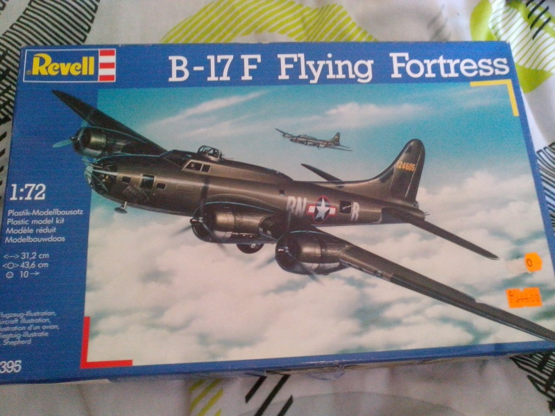 B-17F  The Shamrock Special (revell) Img_2021