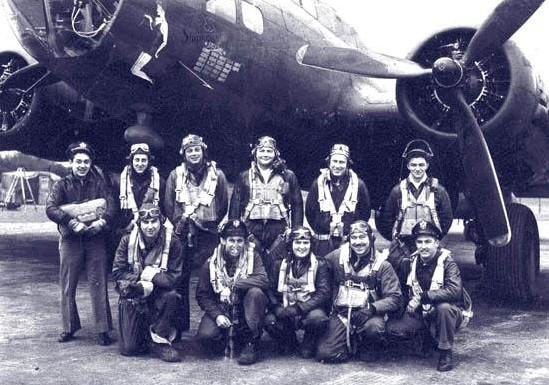 B-17F  The Shamrock Special (revell) Shamro11