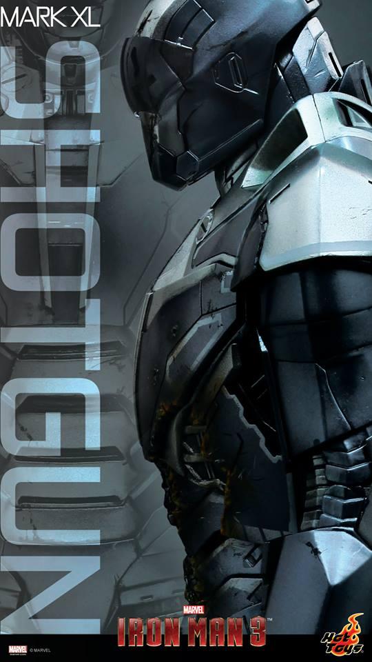 "IRON MAN 3 - MARK XL ""SHOTGUN"" (MMS309) 11028010"