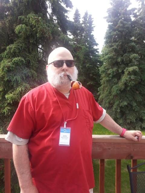 LET'S SEE PICS OF YOU SMOKING A PIPE - Page 6 20150612