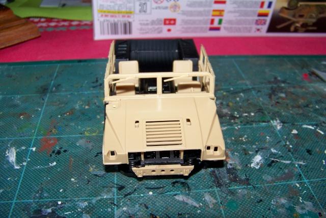 M966 Hummvee 1/35 Academy 100_9713