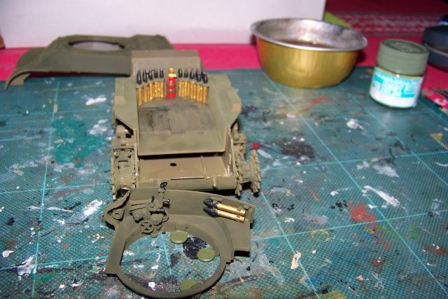 U.S Howitzer M8 motor Carriage Tamiya 1/35 100_9717