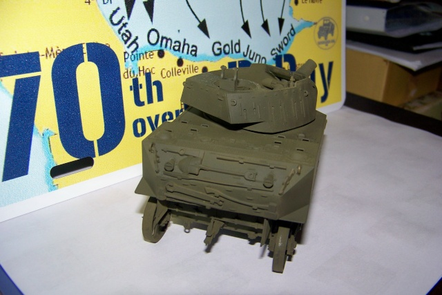 U.S Howitzer M8 motor Carriage Tamiya 1/35 100_9723