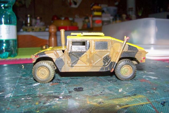 M966 Hummvee 1/35 Academy 100_9737