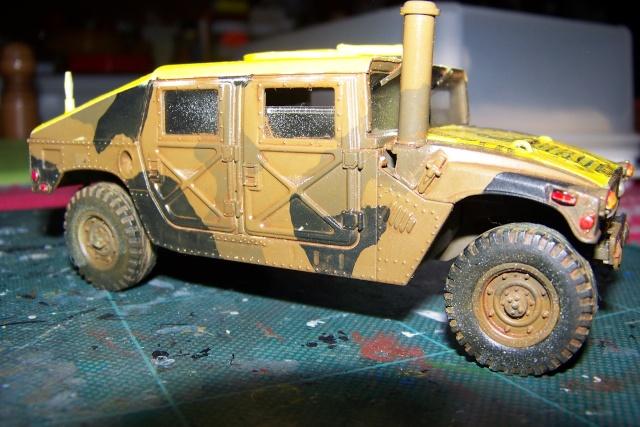 M966 Hummvee 1/35 Academy 100_9738