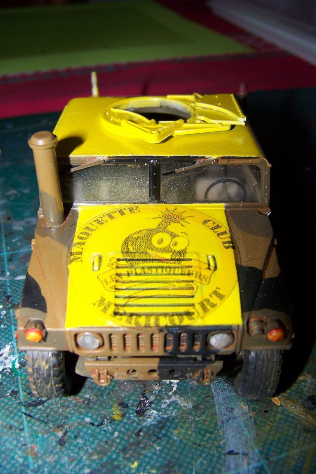 M966 Hummvee 1/35 Academy 100_9740